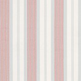 Prestigious Calino Vintage Blue / Red / White Wallpaper