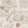 Prestigious Mirella Vintage Beige Wallpaper