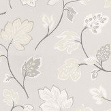 Prestigious Fontaine Mist Cream / Grey Wallpaper