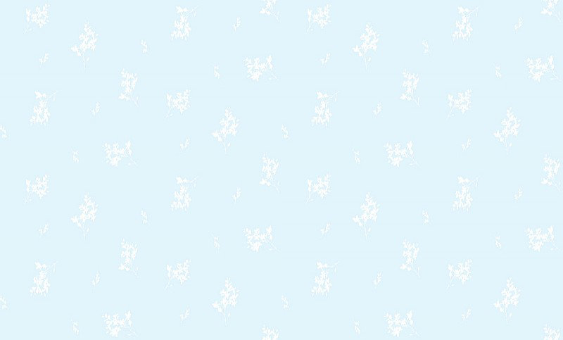 Image of Coloroll Wallpapers Forget Me Not Duck Egg, M0844