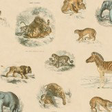 Linwood Fierce Creatures Multi Wallpaper