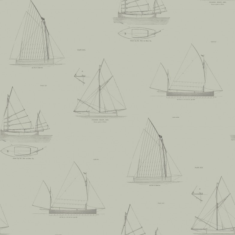 Image of Linwood Wallpapers Biscay, LW32/2
