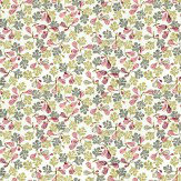 Emma Bridgewater Figs Rose Pink/Moss Fabric