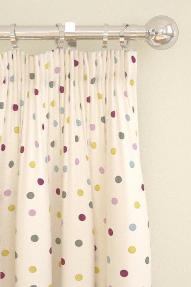 Polka Dot By Emma Bridgewater Pink Grey Yellow