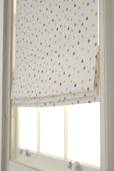 Polka Dot Blinds By Emma Bridgewater Pink Grey