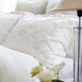 Lattice Oxford Pillowcase