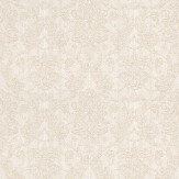 Albany Satin Charm Off White / Oyster Wallpaper