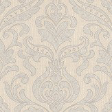 Albany Merletto Grey Wallpaper