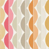 Scion Yoki  Terracotta Wallpaper - Product code: 110830