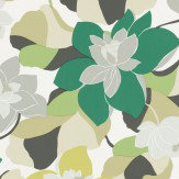 Scion Diva  Leaf  Wallpaper - Product code: 110861