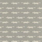 Scion Little Fox Silver  Wallpaper - Product code: 110838