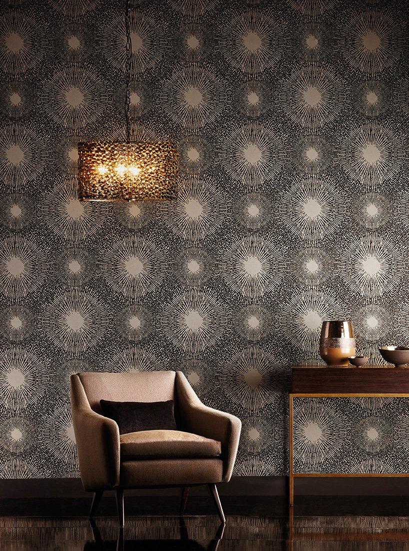 Shore Truffle By Anthology Wallpaper Direct