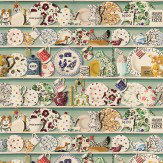 Emma Bridgewater The Dresser Duck Egg/Multi Fabric