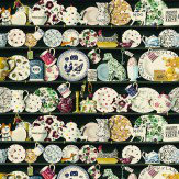 Emma Bridgewater The Dresser Black/Multi Fabric