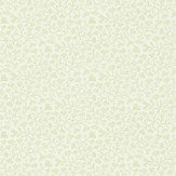 Sanderson Batik Leaf Olive Wallpaper - Product code: 213735