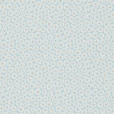 Sanderson Wind Flowers Mineral Blue Wallpaper - Product code: 213712