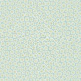 Sanderson Wind Flowers Aqua Wallpaper - Product code: 213715