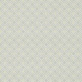 Sanderson Fretwork Silver Linden Wallpaper - Product code: 213722