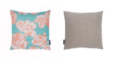 Image of Abigail Ryan Cushions Rose Flamingo Cushion, Rose F/go Cushion