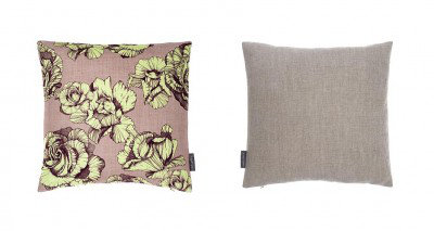 Image of Abigail Ryan Cushions Rose Powder Puff Cushion, Rose P/puff Cushion