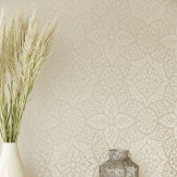 Eijffinger Yasmin Cream Cream  Wallpaper - Product code: 341700