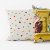 Emma Bridgewater The Dresser cushion - Lion Yellow House