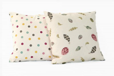 Image of Emma Bridgewater Cushions Egg & Feather , 10020