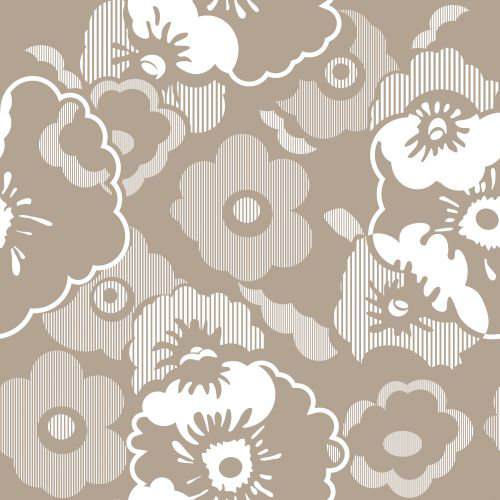 Mini Moderns Alice  Weathered Cedar Wallpaper - Product code: AZDPT011 Weathered