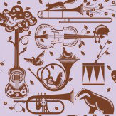 Mini Moderns Pet Sounds  Heather Wallpaper