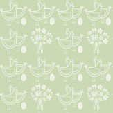 Mini Moderns Six of One Pear  Green Wallpaper - Product code: AZDPT002 Pear Green