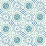 Mini Moderns Darjeeling  Chalkhill Blue Wallpaper