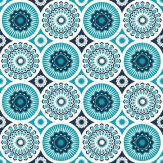 Mini Moderns Darjeeling  Lido Wallpaper