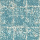 Designers Guild Saru  Aqua Wallpaper