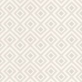 G P & J Baker La Fiorentina Small Dove Grey Dove Grey / White Wallpaper