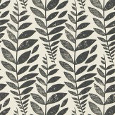 Designers Guild Odhni Noir Wallpaper