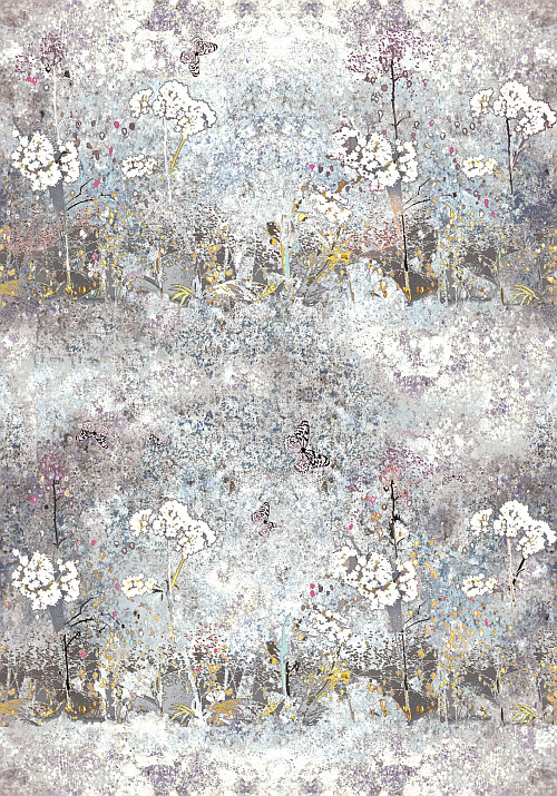 Louise Body Meadow Flint Multi Wallpaper - Product code: Meadow Flint