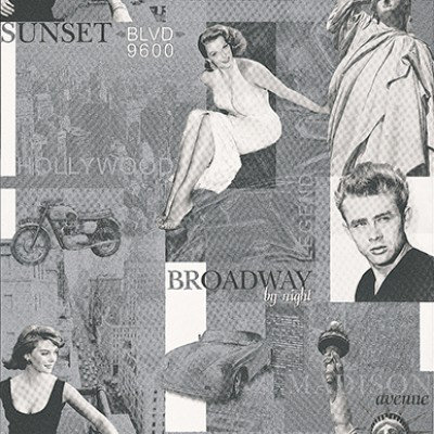 Image of Screen Icons Wallpapers 1950's Pin Up, 257601