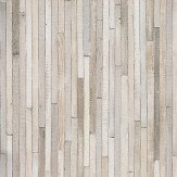 Albany Wood Panels Grey Wallpaper