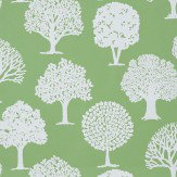 Thibaut Russell Square Green Wallpaper