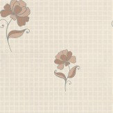 Albany Messina Natural Cream / Taupe Wallpaper
