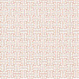 Thibaut Taza Coral Wallpaper - Product code: T35168