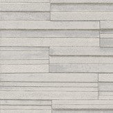 Albany Slate Tile Grey Wallpaper