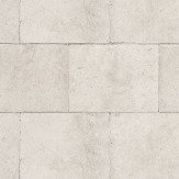 Eijffinger Stone Block  White/Grey Wallpaper