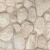 Eijffinger Pebble Wall Grey Wallpaper