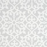 Thibaut Allison Grey Wallpaper - Product code: T35182