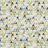 Harlequin Lulu  Pebble/ Seagrass Fabric - Product code: 120270