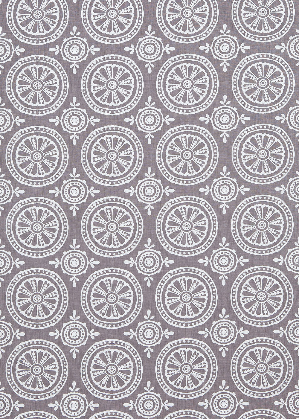 Harlequin Cheree  Slate/ Chalk Fabric - Product code: 131070
