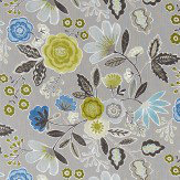 Harlequin Caspia  Slate/ Seagrass  Fabric - Product code: 120264