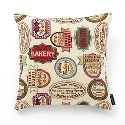 Image of Albany Cushions Girones Bakery Cushion, Girones Bakery