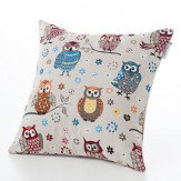 Albany Girones Funky Owl C1 Cushion - Product code: Girones Funky Owl